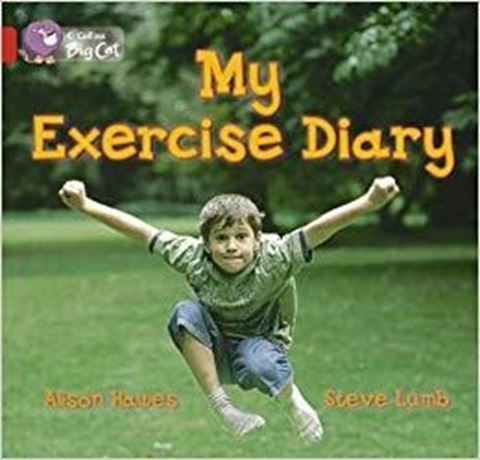 Resim  COLLINS BIG CAT : RED B BAND2B: MY EXERCISE DIARY