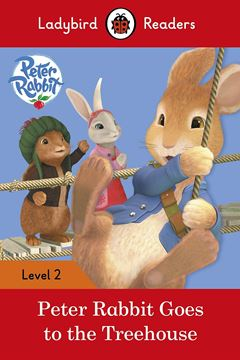 Resim  LADYBIRD: PETER RABBIT GOES TO THE TREEHOUSE L2